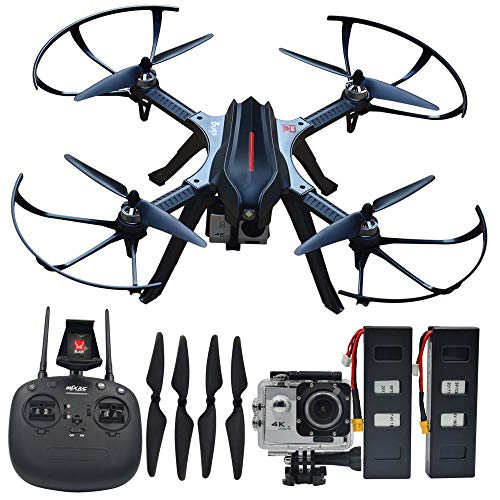 Blomiky B34K Altra HD 4K 1440P 1080P RC Quadcopter Drone With 4K...