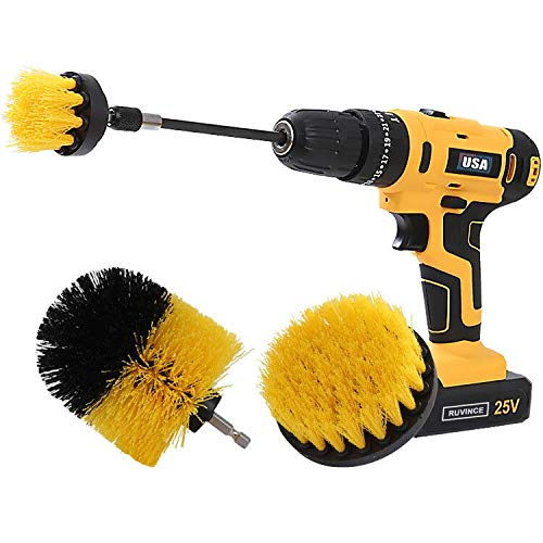(50% OFF) Drill Brush Power Scrubber Attachment $12.00 – Coupon Code
