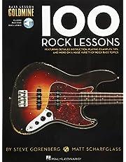 100 Rock Lessons: Bass Lesson Goldmine Series