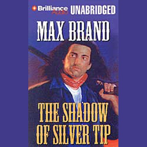 The Shadow of Silver Tip audiobook cover art