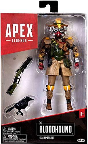 Apex Legends Bloodhound エーペックスレジェンズブラッドハウンドアクションフィギュア15cm [並行輸入品]