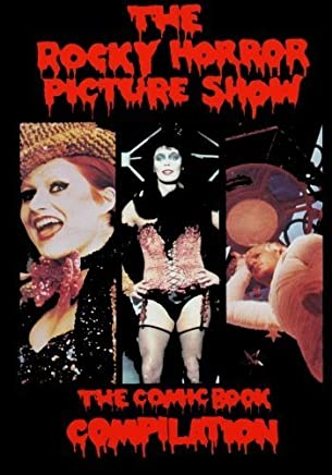 Rocky Horror Picture Show Comic book by Kevin Vanhook(2013-02-26)