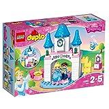 LEGO Duplo Castillo mágico de Cenicienta - Juegos de construcción (Multicolor,...