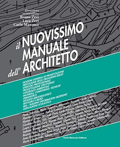 Il nuovissimo manuale dell'architetto. Con espansione online ( 3 Tomi)