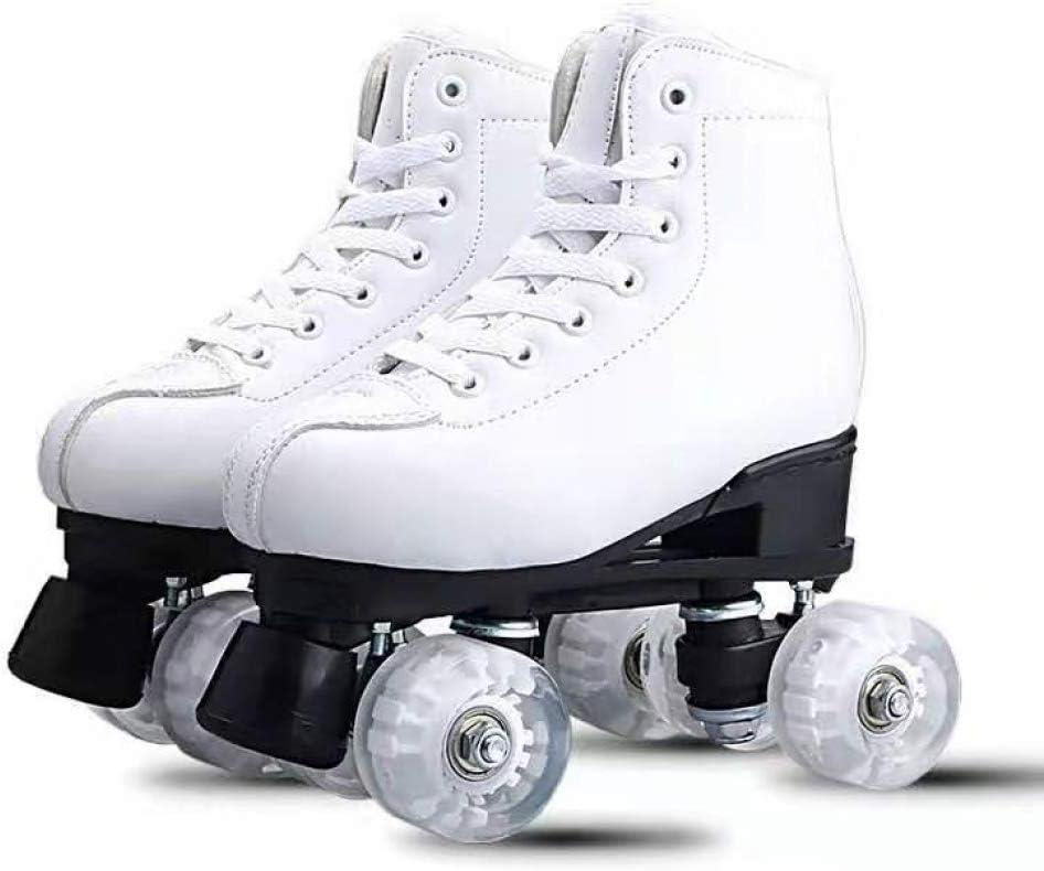 Women's Indefinitely Derby Roller Skates Light Wheels Florescent Cheap super special price Adjustab Up