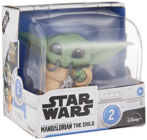 Star Wars-The Child Figure, Multicoloured (Hasbro F1480)