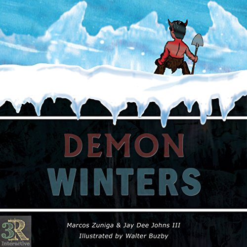 Demon Winters audiobook cover art
