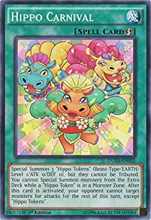 Yu-Gi-Oh! - Hippo Carnival (DUEA-EN055) - Duelist Alliance - 1st Edition - Common