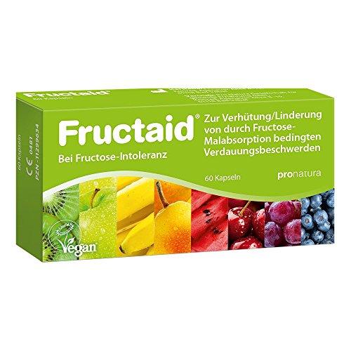 Fructaid, 60 St. Kapseln