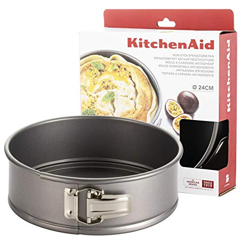 KitchenAid Moulle a Manqué Demontable 24 cm Moule à...