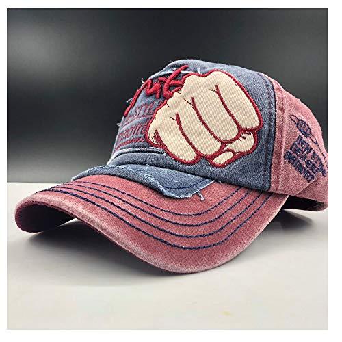 GHC Gorras y Sombreros Gorra de béisbol Sombreros sólidos Al por Mayor Algodón Snapback Sombreros Gorra Hip Hop Equipada Sombreros Sombreros para Hombres Mujeres Casquette Personalizado