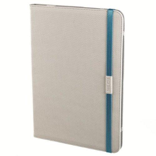 Nilox NXBTU91004 Cover Universale per Tablet da 9-10 Pollici, Bianco Blu