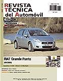 Documentación técnica RTA 165 FIAT GRANDE PUNTO III (2005 -2013) - Gazolina