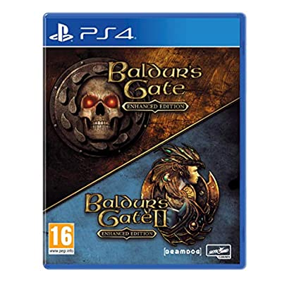 baldurs gate ps4