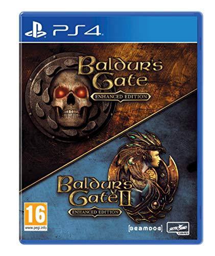 Baldur's Gate Enhanced Edition - PlayStation 4 [Edizione: Regno Unito]