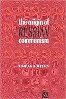 Origin of Russian Communism (Ann Arbor Paperbacks)