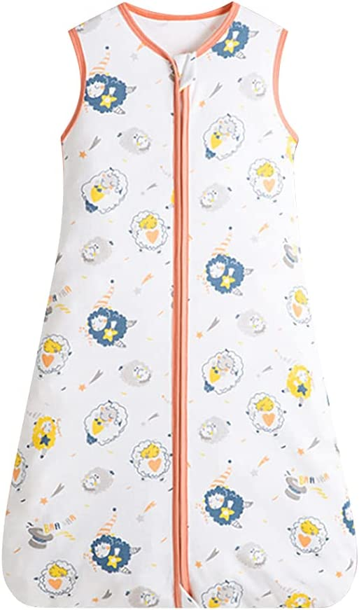 Baby Sleep Bag New Free Shipping Jacksonville Mall Wearable Blanket Summer S with 2-Way Zipper