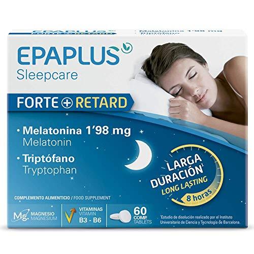 Melatonina Epaplus Sueño Liberación prolongada 60 comprimidos