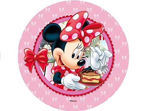 Modecor Ostia per Torta CIALDA Disney TOPOLINA Minnie 72086...