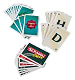 Juegos Mattel - Cartas Scrabble, Juego de Mesa (T8227)