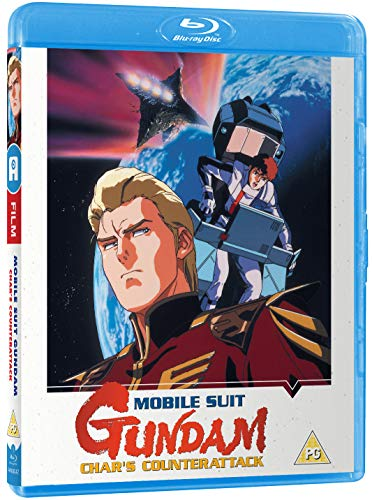 Mobile Suit Gundam Chars Counter Attack [Blu-ray]