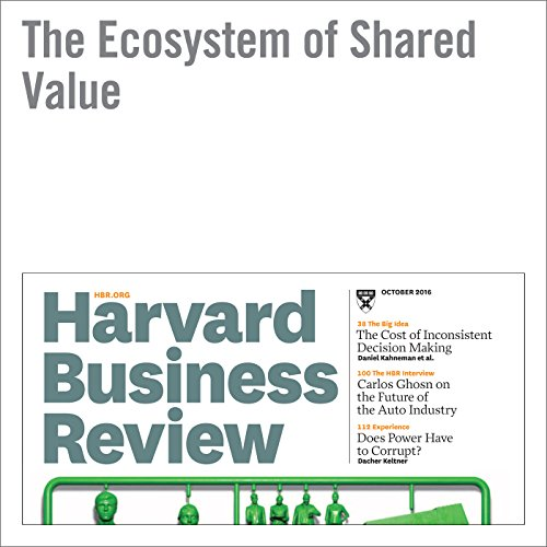 The Ecosystem of Shared Value cover art