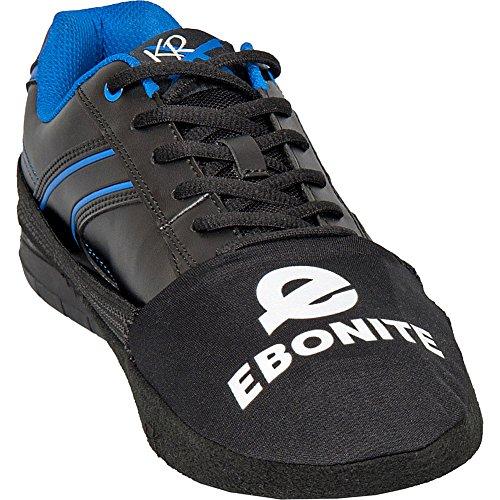 Ebonite Shoe Slider, Bowling-Zubehör, Schwarz