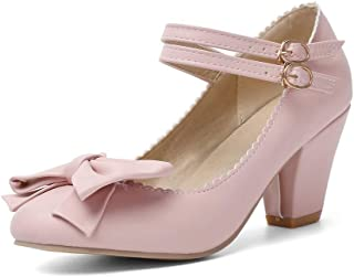 BalaMasa Womens APL12178 Pu Heeled Sandals