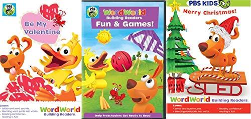 WordWorld Ultimate Preschool Collection