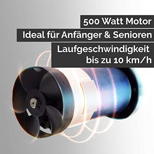 Laufband mit Motor Speedrunner 2000 Bild 6*