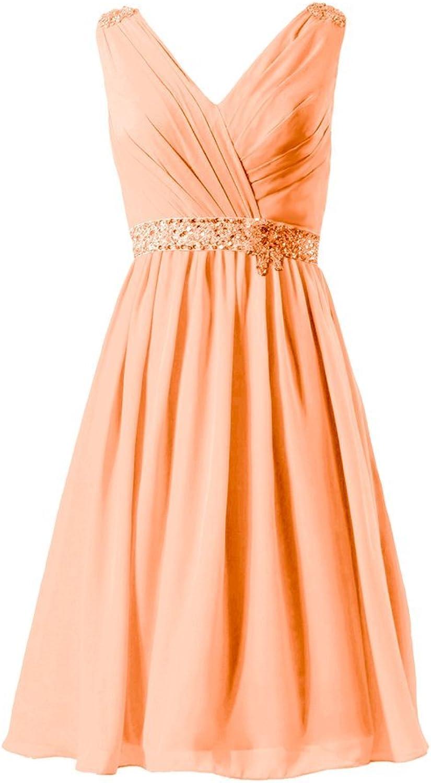 DaisyFormals reg; Vneck Beading Party Dress for Anniversary & Birthday (BM874)