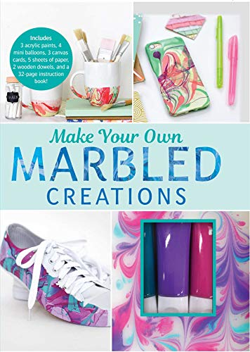 Make Your Own Marbled Creations