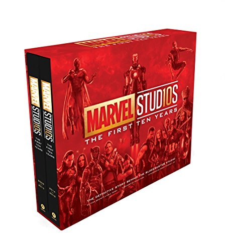 The Story of Marvel Studios: The Making of the Marvel Cinematic Universe