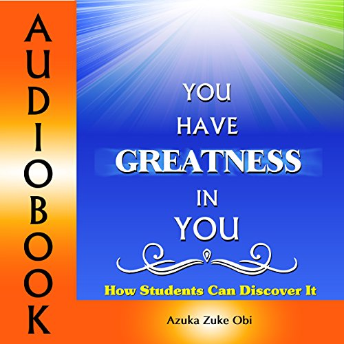 You Have Greatness in You audiobook cover art