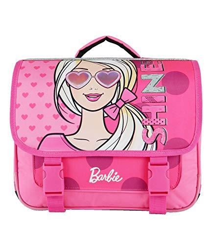 Bagtrotter Barbie - Bagaglio per bambini, 38 cm, colore: Rosa