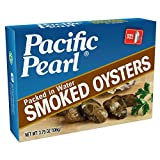 Pacific Pearl Smoked Oysters...