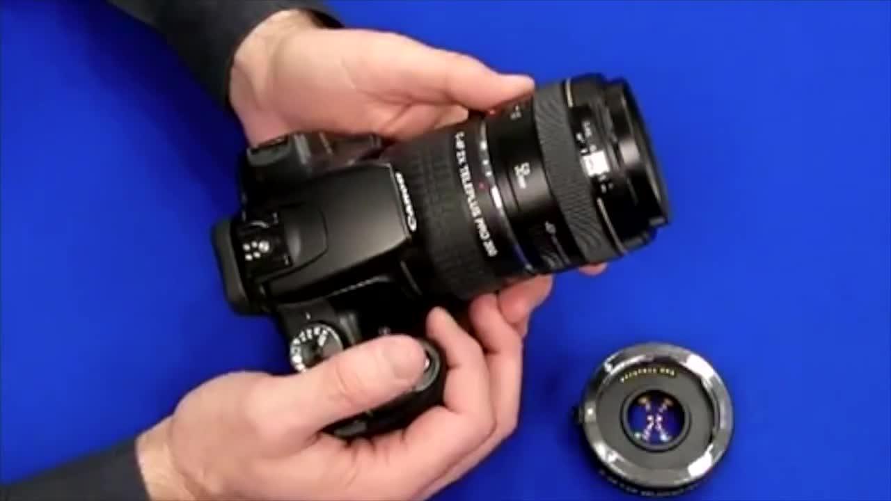 Kenko Teleplus Hd Pro 2 0x Dgx Tele Konverter Für Canon Kamera