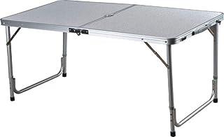 طاولة نزهات محمولة قابلة للطي للاستخدام الداخلي والخارجي - قياس 1.2 متر