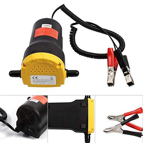 ELECTRONIC-MEI 12 V elektrische zelfprimerende zuignap automatische olie gesmeerd Gear diesel olie pomp auto reparatie gereedschap