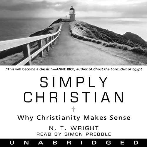 Simply Christian cover art