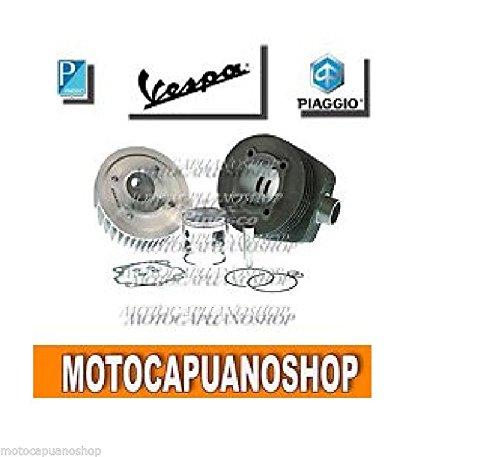 25030804 thermo-radiator 177 cc Vespa VNB VBB 2 pannen gietijzer