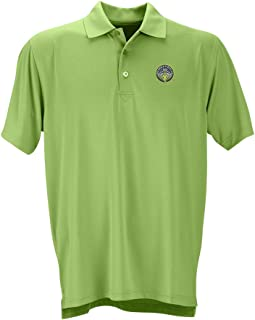 Apparel Men's Performance Mesh Polo Shirt