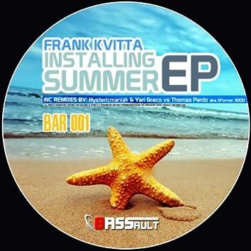 Installing Summer EP