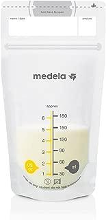 Medela Breast Milk Storage Bags 180ml 50pk