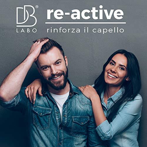 DBLabo Shampoo Anticaduta Capelli per Uomo e Donna - Rinforzante Contro la Caduta, Stimolante per la Ricrescita - Made in Italy - 250ml