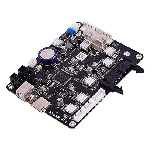 freneci Motherboard Mainboard with TMC2208 256 Micro Steps for Anet ET4 Pro Parts