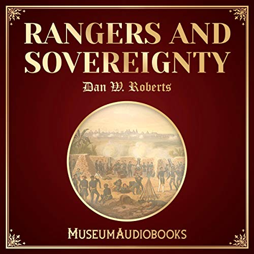 Rangers and Sovereignty audiobook cover art