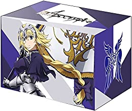 Fate Apocrypha Jeanne d'Arc Ruler Card Game Character Deck Box Case Holder V2 Collection Vol.407 Anime Art