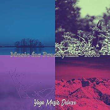 Music for Pranayama - Koto