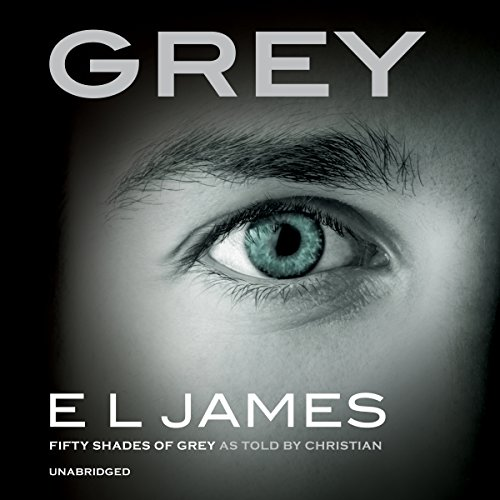 Grey     Fifty Shades of Grey as told by Christian Grey               By:                                                                                                                                 E L James                               Narrated by:                                                                                                                                 Zachary Webber                      Length: 18 hrs and 52 mins     1,312 ratings     Overall 4.3